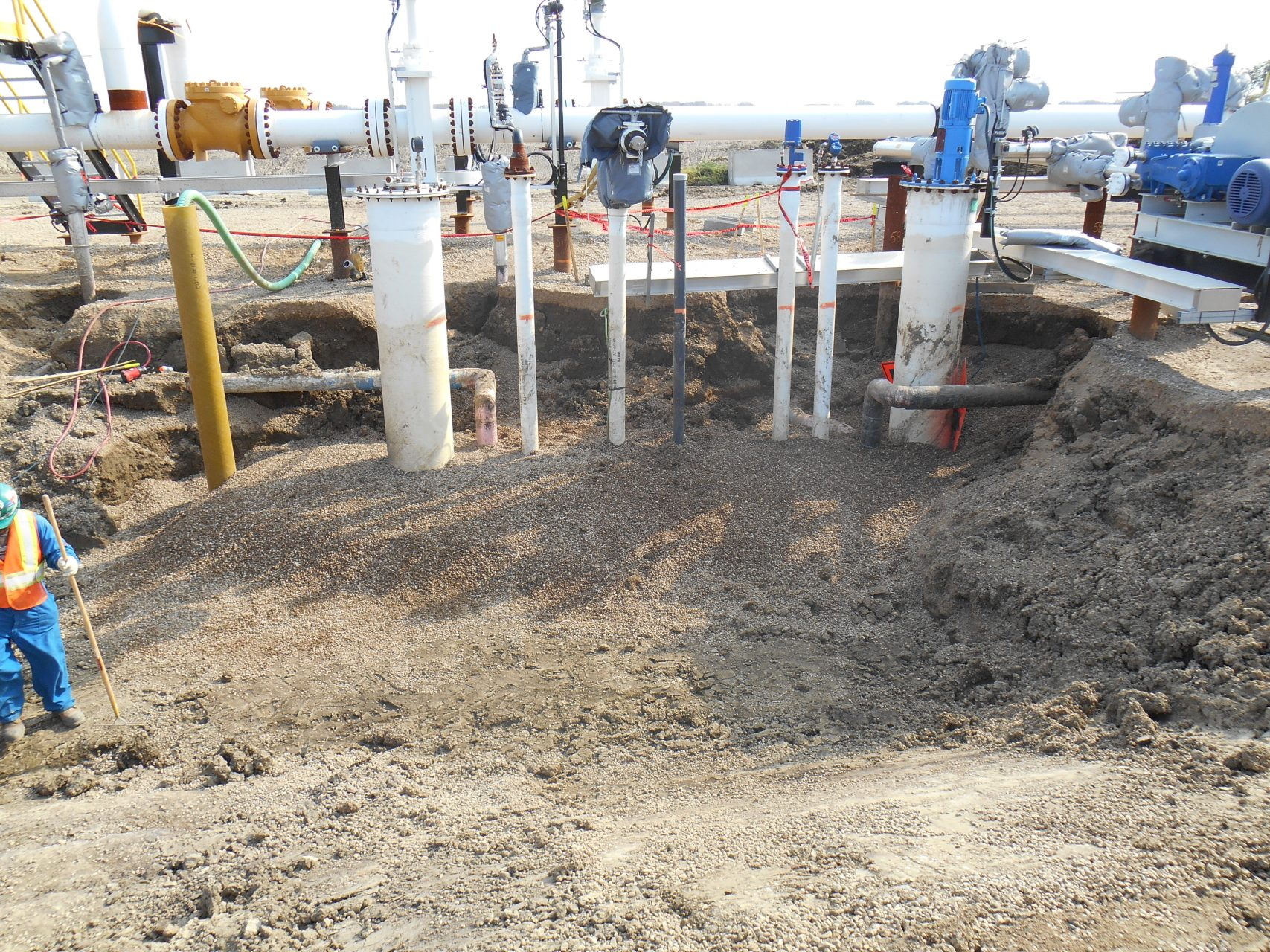 Steelman Bakken Pump Station