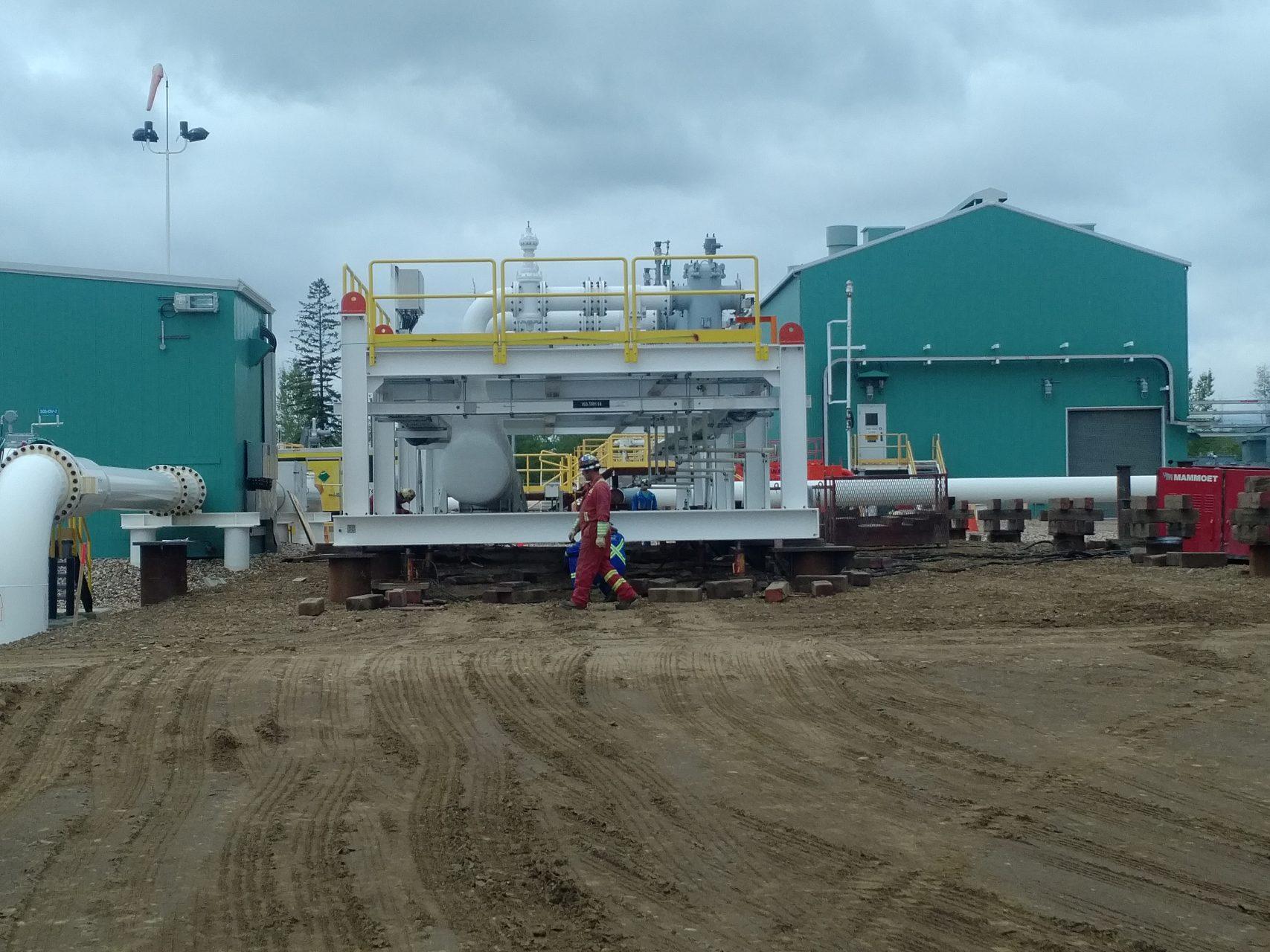 WBE Athabasca Station